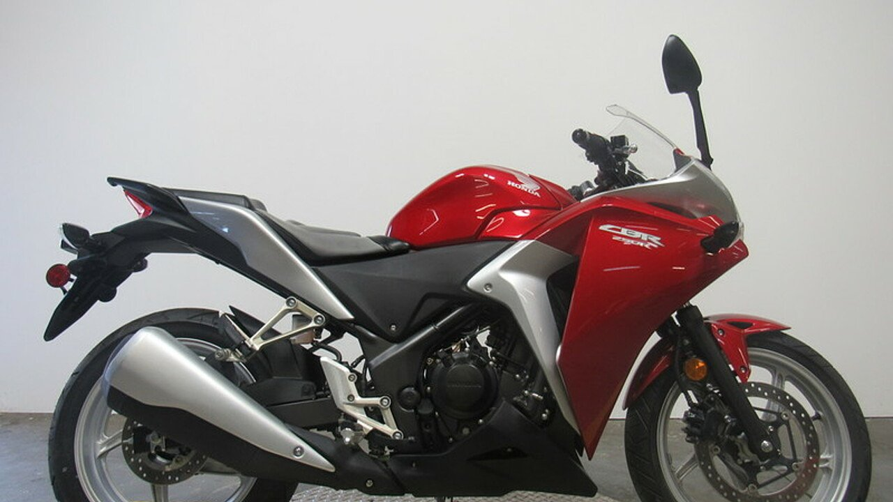 2012 Honda CBR250R for sale 200489052