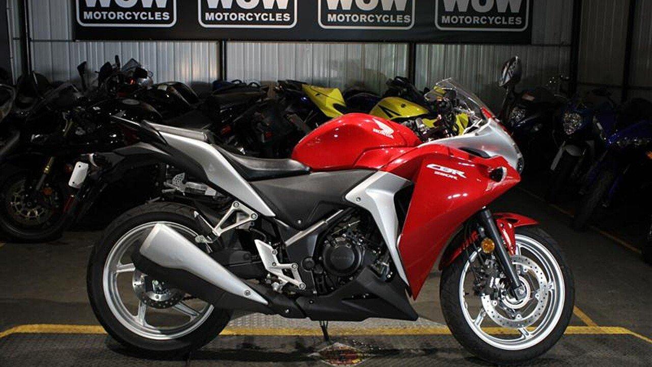 2012 Honda CBR250R for sale 200563859