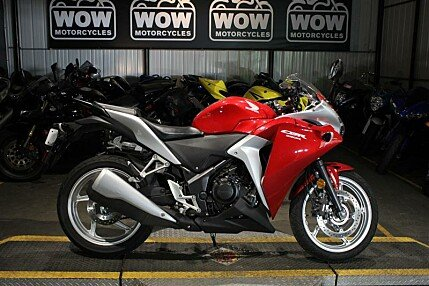 2012 Honda CBR250R for sale 200563859