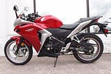 2012 Honda CBR250R for sale 200605032