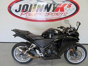 2012 Honda CBR250R for sale 200620507
