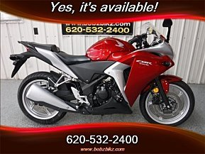 2012 Honda CBR250R for sale 200626252