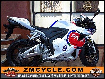 2012 Honda CBR600RR for sale 200438637