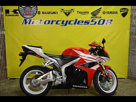 2012 Honda CBR600RR for sale 200462078