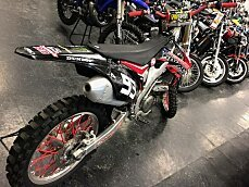 2012 Honda CRF450R for sale 200523001