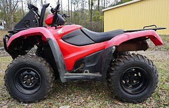 2012 Honda FourTrax Foreman for sale 200570221
