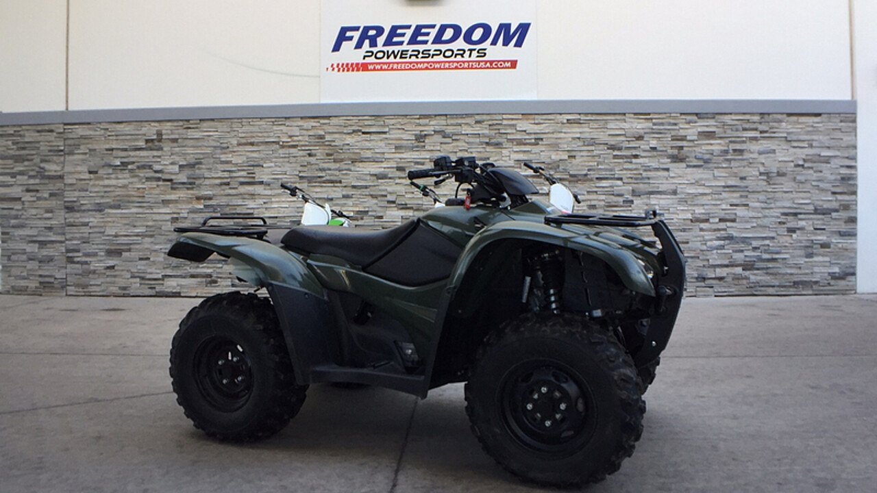 2012 Honda FourTrax Rancher for sale 200582902