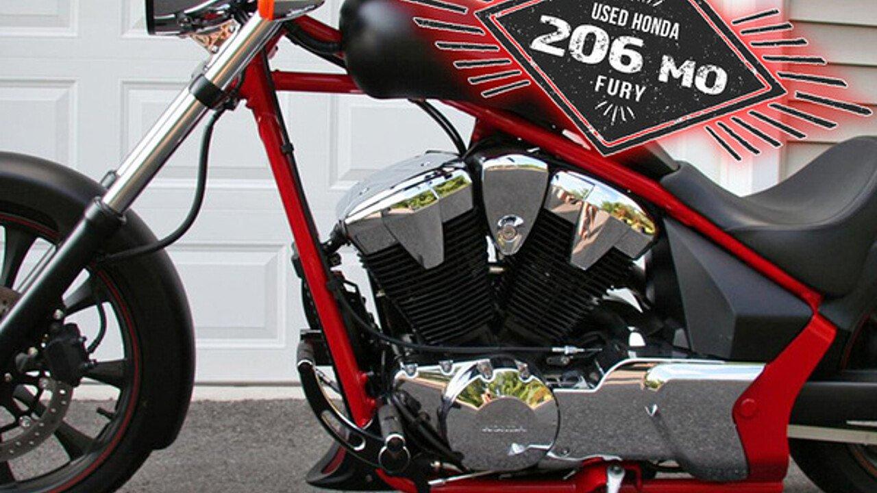 2012 Honda Fury for sale 200584568