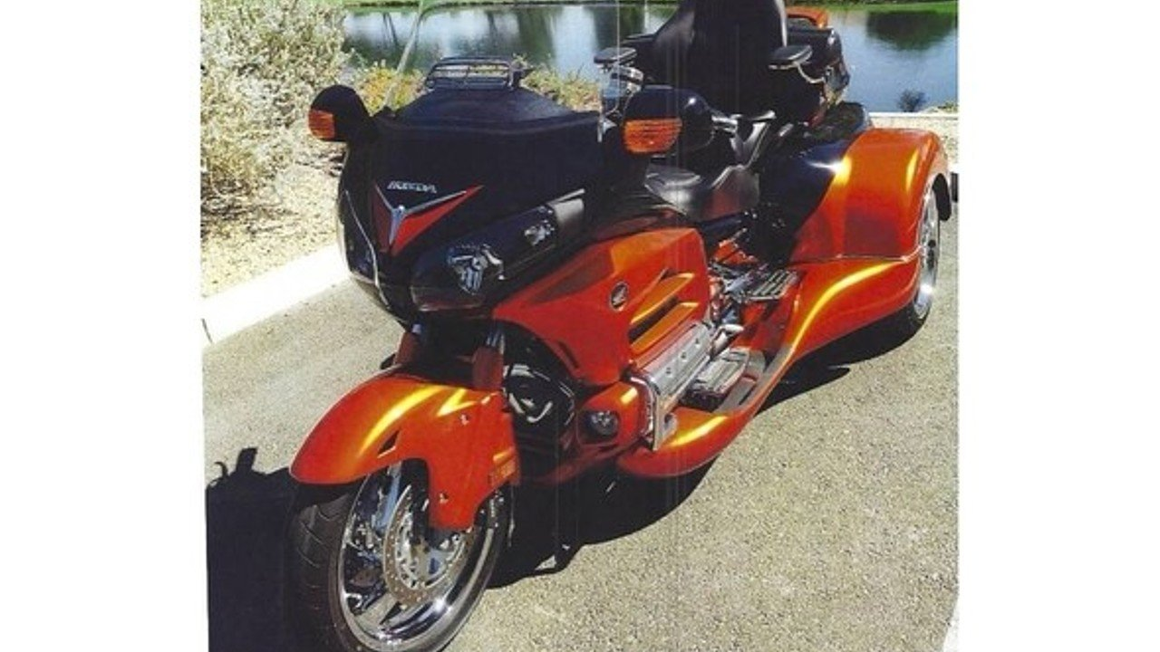 2012 Honda Gold Wing for sale 200580365