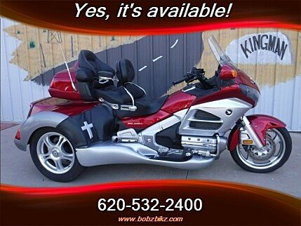 2012 Honda Gold Wing for sale 200622107