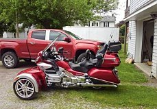 2012 Honda Gold Wing for sale 200638204
