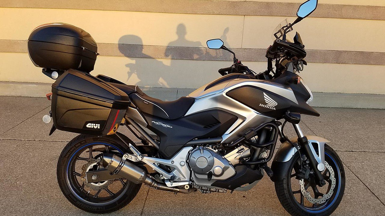 2012 Honda NC700X for sale 200628338