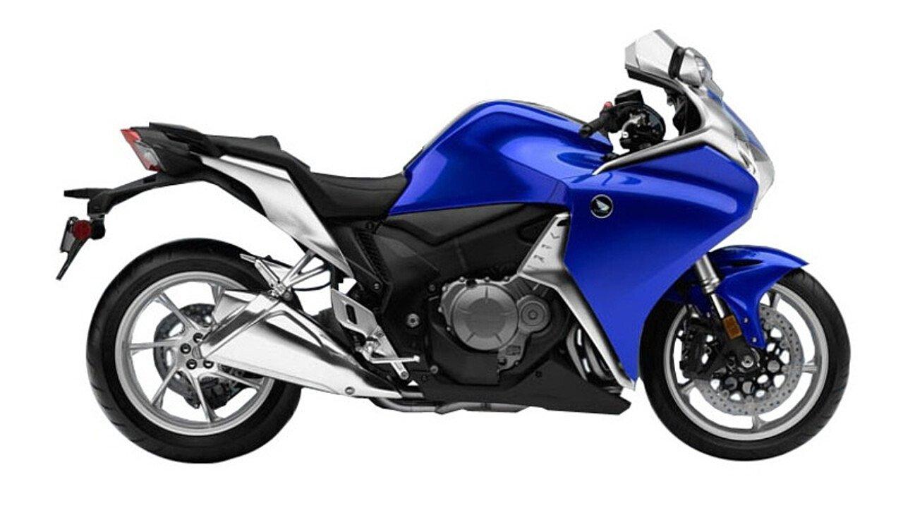 2012 Honda VFR1200F for sale 200457824