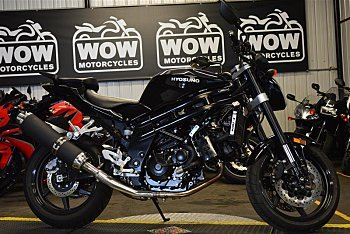 2012 Hyosung GT650 for sale 200485053