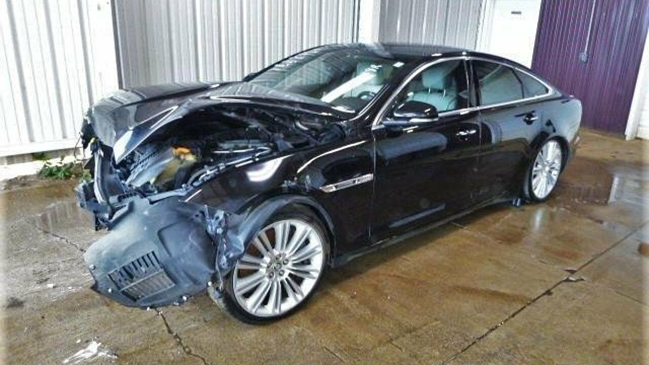 2012 Jaguar XJ Supercharged for sale 100982663