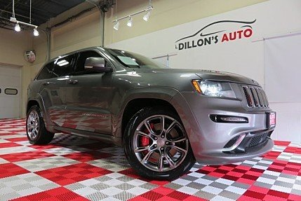 2012 Jeep Grand Cherokee SRT8 for sale 101039861