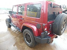 2012 Jeep Wrangler 4WD Unlimited Sahara for sale 100290226
