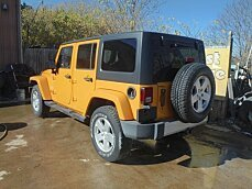 2012 Jeep Wrangler 4WD Unlimited Sahara for sale 100818633