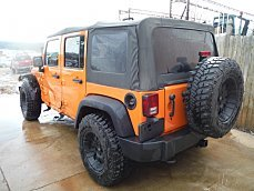 2012 Jeep Wrangler 4WD Unlimited Sport for sale 100737745