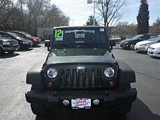 2012 Jeep Wrangler 4WD Rubicon for sale 100746787