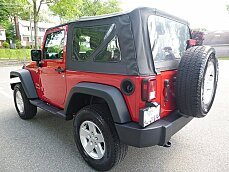 2012 Jeep Wrangler 4WD Sport for sale 100871444