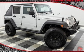 2012 Jeep Wrangler 4WD Unlimited Sport for sale 100905961