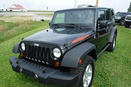 2012 Jeep Wrangler 4WD Unlimited Sport for sale 100906945