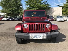 2012 Jeep Wrangler 4WD Unlimited Sahara for sale 100909194