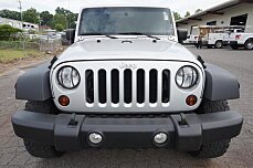 2012 Jeep Wrangler 4WD Unlimited Sport for sale 100921961