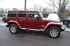 2012 Jeep Wrangler 4WD Unlimited Sahara for sale 100934858