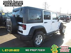 2012 Jeep Wrangler 4WD Unlimited Sport for sale 100943910