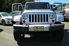 2012 Jeep Wrangler 4WD Unlimited Sahara for sale 100946363