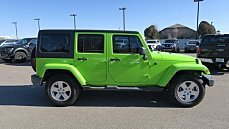 2012 Jeep Wrangler 4WD Unlimited Sahara for sale 100947852