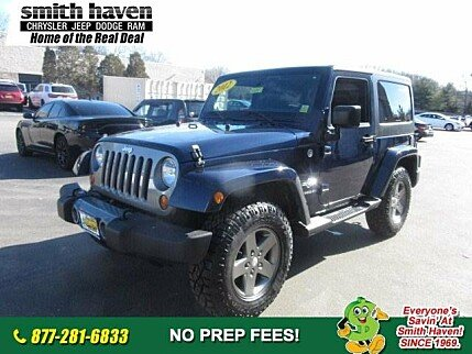 2012 Jeep Wrangler 4WD Sport for sale 100954920