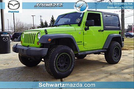 2012 Jeep Wrangler 4WD Sport for sale 100968196