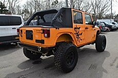 2012 Jeep Wrangler 4WD Unlimited Sport for sale 100972644