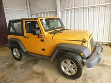 2012 Jeep Wrangler 4WD Sport for sale 100973042