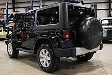 2012 Jeep Wrangler 4WD Sahara for sale 100974142