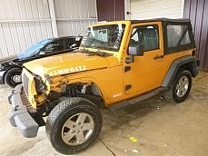 2012 Jeep Wrangler 4WD Sport for sale 100982813