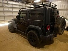 2012 Jeep Wrangler 4WD Sport for sale 100982860
