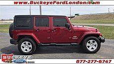 2012 Jeep Wrangler 4WD Unlimited Sahara for sale 100986348