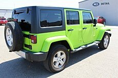 2012 Jeep Wrangler 4WD Unlimited Sahara for sale 100987409