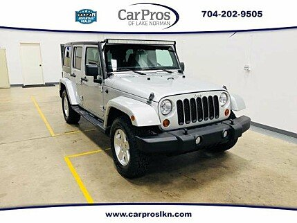 2012 Jeep Wrangler 4WD Unlimited Sahara for sale 100987936