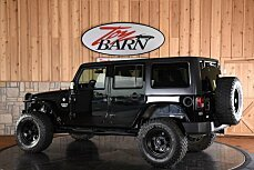 2012 Jeep Wrangler 4WD Unlimited Sahara for sale 100989066