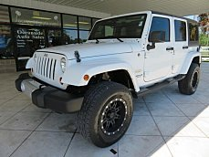 2012 Jeep Wrangler 4WD Unlimited Sahara for sale 100999057
