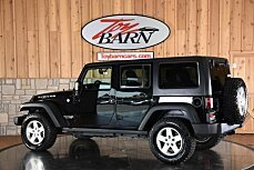 2012 Jeep Wrangler 4WD Unlimited Rubicon for sale 101002440
