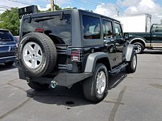 2012 Jeep Wrangler 4WD Unlimited Sport for sale 101008151