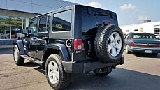 2012 Jeep Wrangler 4WD Unlimited Sahara for sale 101008833