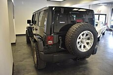2012 Jeep Wrangler 4WD Unlimited Rubicon for sale 101014701
