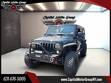 2012 Jeep Wrangler 4WD Unlimited Sahara for sale 101014894